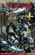 Venom - Venomized 2 Comics