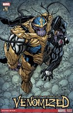 Venom - Venomized 4 Comics