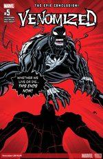 Venom - Venomized 5 Comics