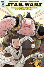 Star Wars - Aventures 2 Comics