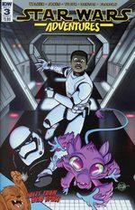 Star Wars - Aventures 3 Comics