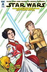 Star Wars - Aventures 4 Comics