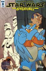Star Wars - Aventures 8 Comics