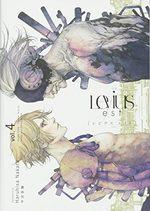Levius est 4 Manga