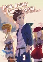From across a foreign shore 3 BD