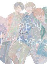 Happy birthday 1 Manga