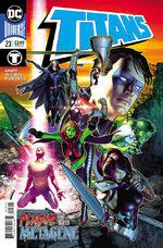 Titans (DC Comics) 23