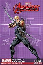 Marvel Universe Avengers - Ultron Revolution 9