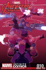Marvel Universe Avengers - Ultron Revolution 10