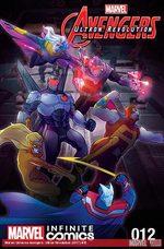Marvel Universe Avengers - Ultron Revolution 12