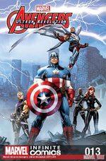 Marvel Universe Avengers - Ultron Revolution 13