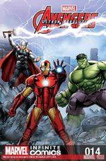 Marvel Universe Avengers - Ultron Revolution 14