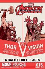 Marvel Universe Avengers - Ultron Revolution 15