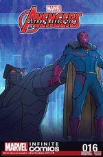 Marvel Universe Avengers - Ultron Revolution 16