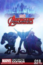 Marvel Universe Avengers - Ultron Revolution 18