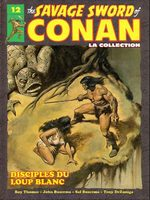 The Savage Sword of Conan # 12