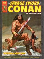 The Savage Sword of Conan # 13
