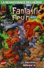 Fantastic Four 4 Comics