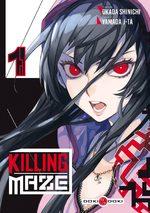 Killing Maze 1 Manga
