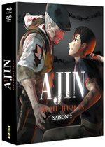 Ajin saison 2 1 Série TV animée