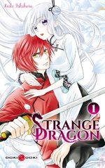 Strange Dragon 1 Manga