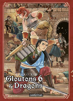 Gloutons & Dragons 6 Manga