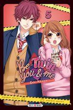 Be-Twin you & me 5 Manga