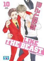 Like the Beast 10 Manga