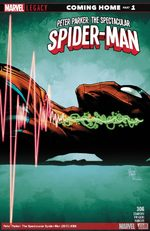 Peter Parker - The Spectacular Spider-Man # 306