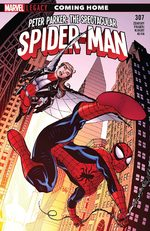Peter Parker - The Spectacular Spider-Man # 307