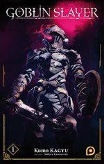 Goblin Slayer 1 Light novel