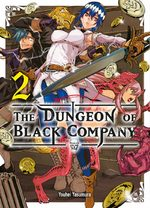 couverture, jaquette The Dungeon of Black Company 2
