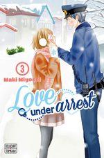Love under Arrest # 3