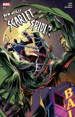 Ben Reilly - Scarlet Spider # 21