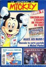 Le journal de Mickey 2082 Magazine
