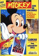Le journal de Mickey 2063 Magazine