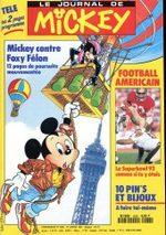 Le journal de Mickey 2066 Magazine