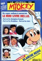 Le journal de Mickey 2068 Magazine