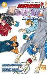 Kuroko's Basket Replace PLUS 6 Manga