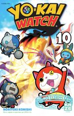Yo-kai watch # 10