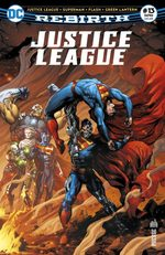 Justice League Rebirth 13