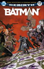 Batman Rebirth # 15