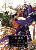Frau Faust T.4 Manga