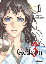 Le 3e Gédéon 6 Manga