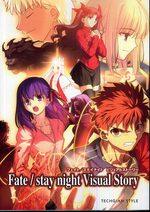 Fate/Stay Night Visual Story 1 Artbook
