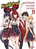 High School DxD 11 Manga