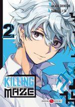 Killing Maze 2 Manga