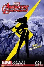 Marvel Universe Avengers - Ultron Revolution 21
