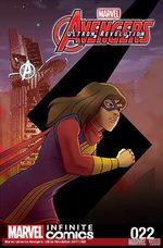 Marvel Universe Avengers - Ultron Revolution 22