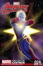Marvel Universe Avengers - Ultron Revolution 24